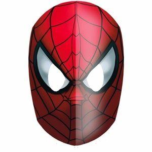 Spider-Sense Paper Masks (Pack Of 8)